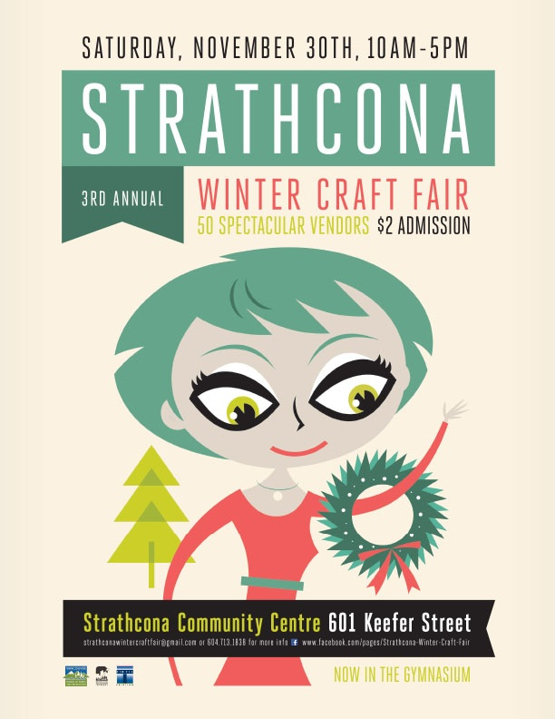 Strathcona Winter Craft Fair