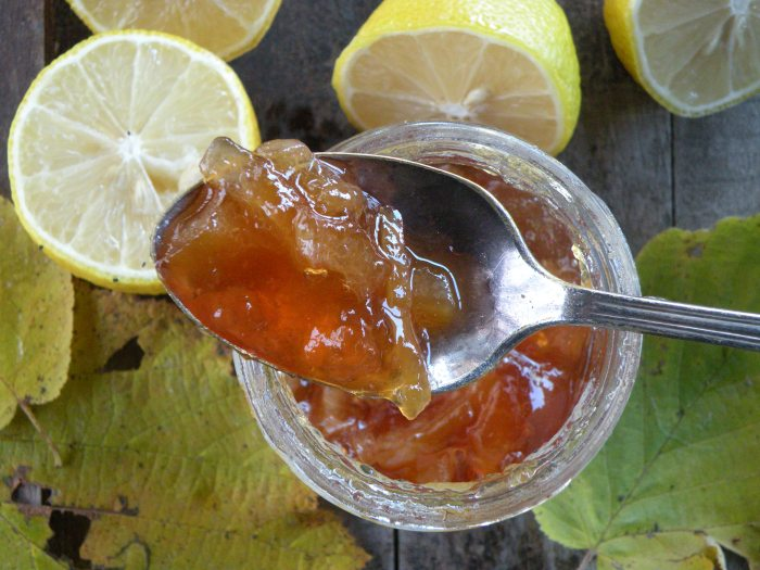 Lemon and Pear Jam