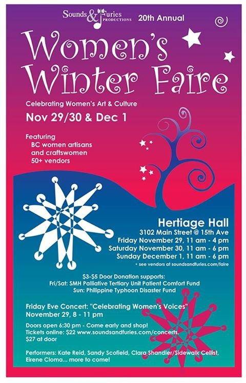 Women's Winter Faire