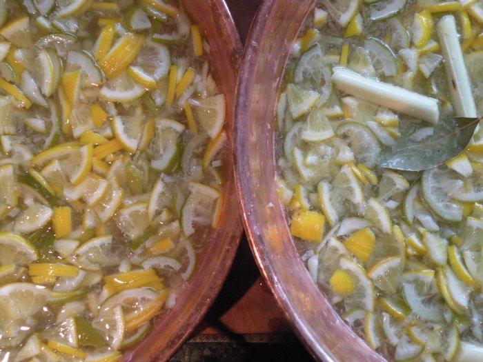 Lime & Meyer Lemon Marmalade