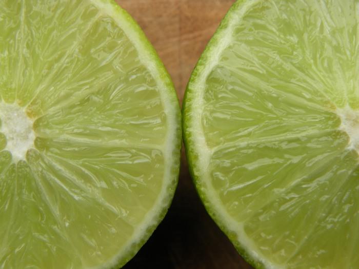 Green Lime Preserves