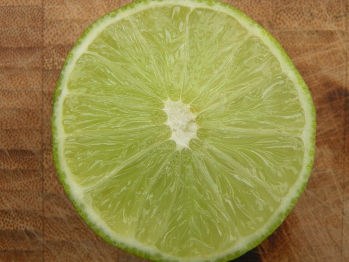 Green Lime Marmalade