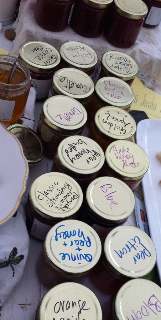 Jams, Jelly, Marmalade at Le Meadow's Pantry