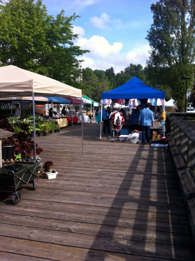 River Distric Farmer's Market